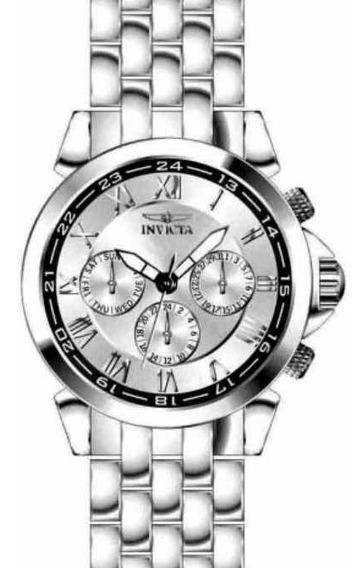 Reloj Suizo Invicta De Hombre Casual Elegante Envío Expres44