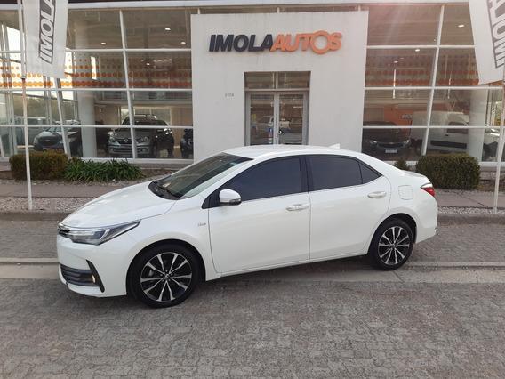Toyota Corolla 1.8 Seg Cvt A/t 2018- Imolaautos