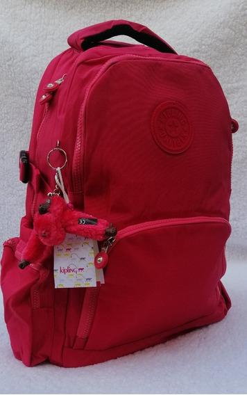 Mochila Backpack Con Espacio Portalap De Moda Juvenil Trendy