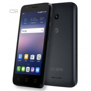 Alcatel Ideal Xcite 1/ 8gb Androide 7 Negro/envios !!