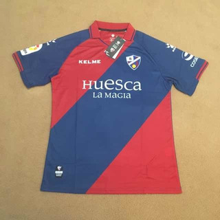 Camisa Huesca Home 2018/19 - Kelme