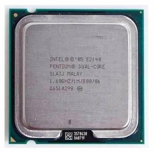 Processador Intel Dual Core 1.6ghz / 1m / 800 E2140 Lga 775