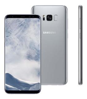 Samsung Galaxy S8+ Duos Sm-g955fd 64gb Prata Vitrine