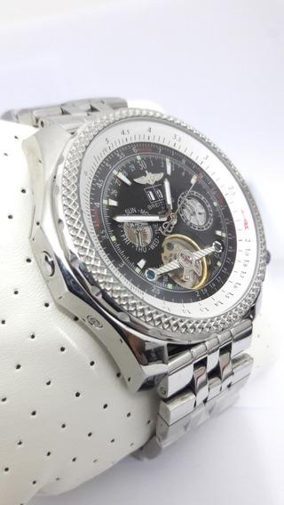 Relógio Relógio Breitling Nav Automático Todo Funcional L