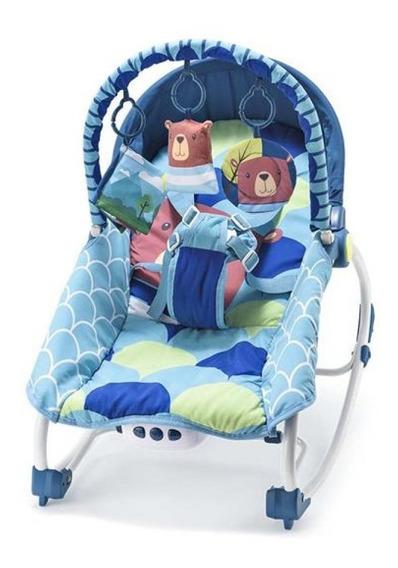 Cadeira De Balanço Para Bebês 0-20 Kg Weego - 4028
