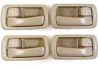Manijas Interiores Para Toyota Camry 92-96