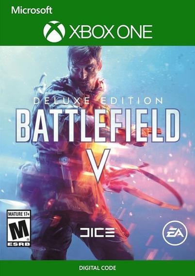 Battlefield 5 Deluxe Edition Xbox One Midia Digital