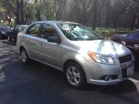 Chevrolet Aveo 2013 Ltz Urge A Tratar