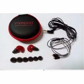 Fone In Ear Moxpad X6 - Vermelho