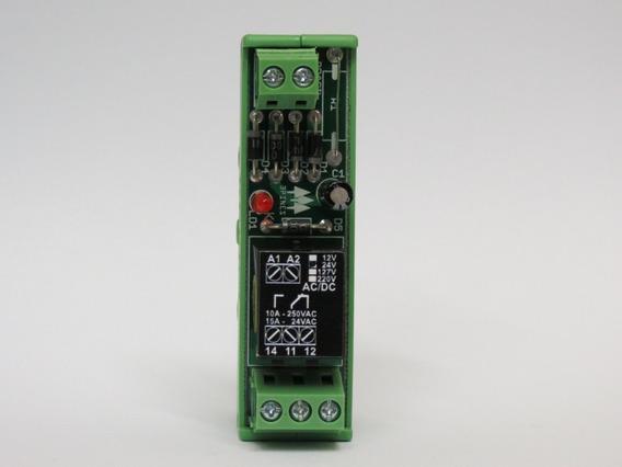 Relé Acoplador Interface 24v ( 10pc )