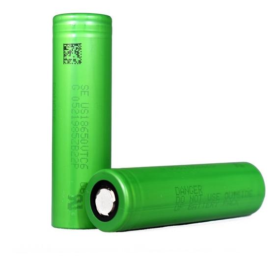 2x Bateria Sony 18650 Vtc6 3120mah 30a Original+capa