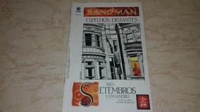 Hq Sandman Nº31 Espelhos Distantes 3 Setembros E Um Janeiro