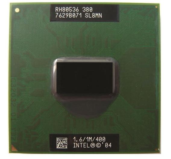 Processador Intel Celeron 1.6/1m/400 Rh80536 380