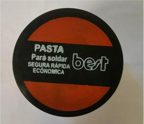 Pasta Para Soldar Estaño Best 110gr - Tyt