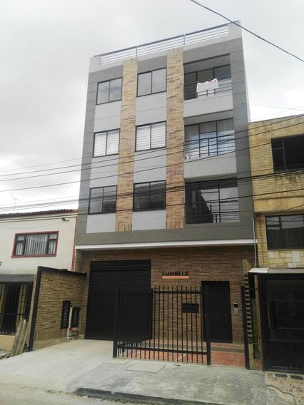 Apartamento En Venta, Ciudad Berna, Bogotá. Para Estrenar