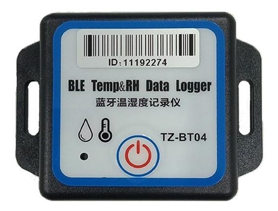 Datalogger Temperatura-humedad Bluetooth 4.0. Remoto. Tzone