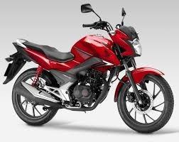 Honda Cb125 F Twister Roja 2020 Avant Motos