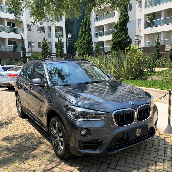 Bmw X1 Sdrive Gp Xline Activeflex 2016 - C/ Teto Solar Ú.don
