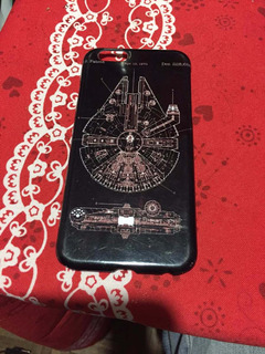 Protector Para iPhone 6 Halcon Milenario Star Wars