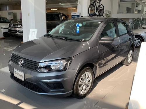Volkswagen Gol Trend 1.6 5 Puertas Adjudicado A Retirar St