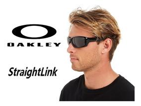 Lentes De Sol Oakley Straightlink De Caballeros Nuevos