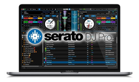 Serato Dj Pro 2.4 Ddj Sb3+ Todas As Controladoras