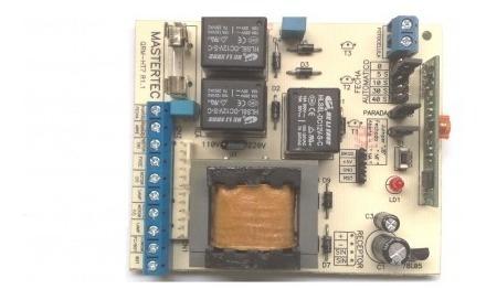 Placa Portao Eletronico Mastertec 433mhz + 2 Controles