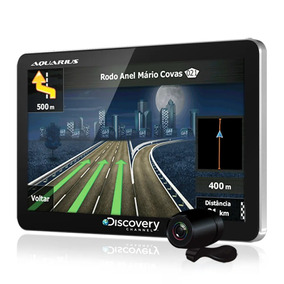 Gps Automotivo Discovery Channel Mtc3842