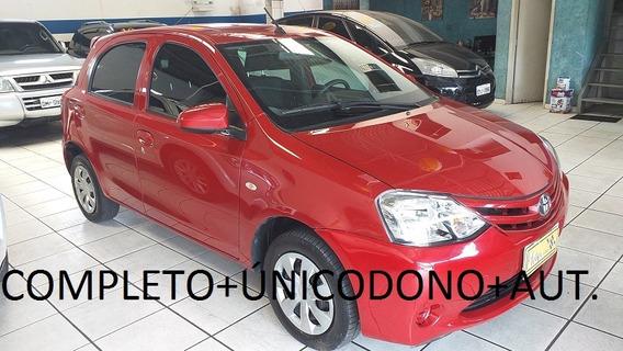 Toyota Etios X 1.3 2017 Automatico Flex