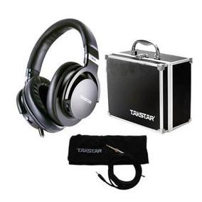 Fone Takstar Pro 82 Completo, C/ Maleta, Caixa E Tudo Mais!