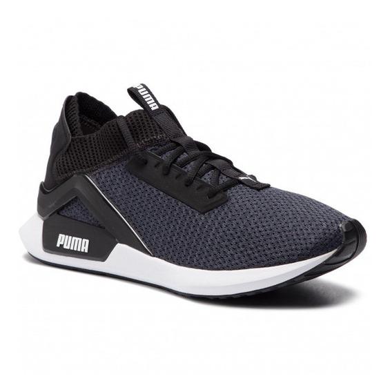 Zapatillas Puma Rogue Negro/blanco - Corner Deportes