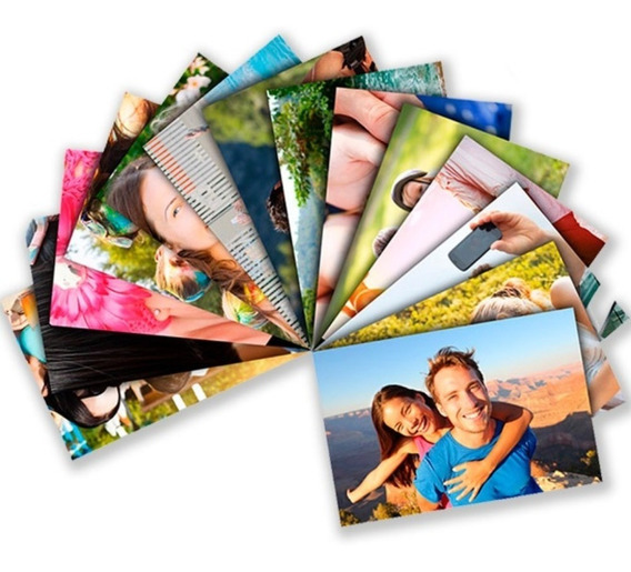 Papel Fotográfico Glossy 260g 10x15 500 Folhas Brilhante