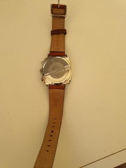 Único - Relógio Lacoste