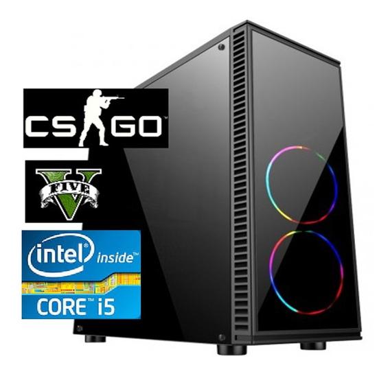 Cpu Pc Gamer Intel Barato Core I5 3.2ghz 8gb Hd 1tb Coo Led