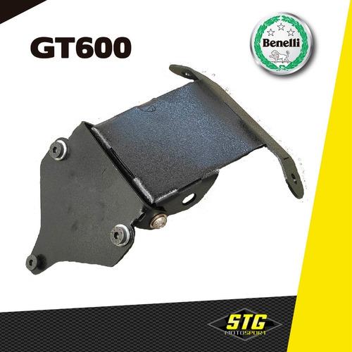 Portapatente Fender Rebatible Stg  Benelli Tnt 600