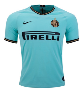 Camisa Nike Inter De Milão Oficial 2019 Away Pronta Entrega