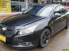 Chevrolet Cruze Platinum Lt At 1800cc