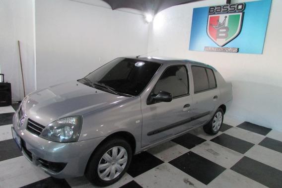 Renault Clio Sedan 2007 Expression Completo