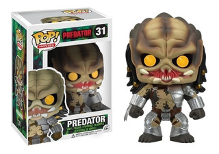 Figura Funko Pop #31 Predator 100 % Original