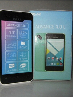 Celular Blu Advance 4.0 L Para Repuesto