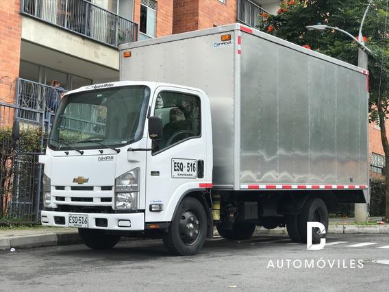 Chevrolet Nkr Iii 2019 Furgón