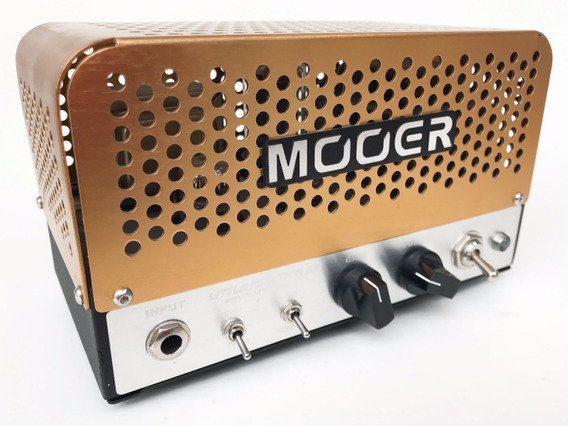 Cabeçote Guitarra Mooer Gh 11 Little Monster Bm 5w Valvulado
