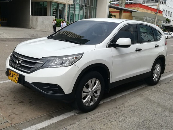 Honda Cr-v Lxc 2wd At 2012 *