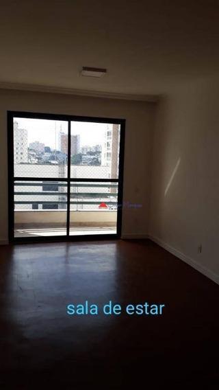 Apartamento À Venda, 91 M² Por R$ 550.000,00 - Vila São Francisco - São Paulo/sp - Ap6882