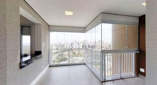 Lindo Apartamento Com 3 Dormitórios (1 Suíte) E 2 Vagas - Vila Mariana - Ap11734