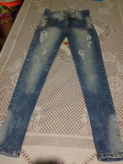 Pantalon Blu Jeans Para Dama Stretch Talla 12