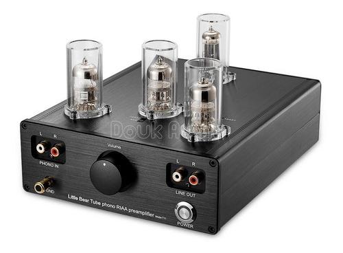 Pre Amp Valvulado Little Bear T11 Tocadiscos Phono Mm Riaa