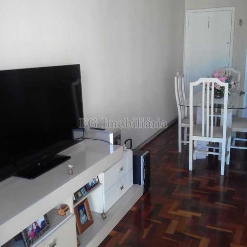 Imagem 1 de 15 de Apartamento Riachuelo - Caap20260