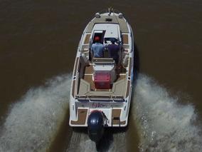 Lancha Silver Boats Cuddy Silver 210 Consola Central Full
