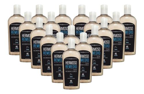 18 Shampoo Crecimiento Anticaída Caspa Reparador Hombre 7en1